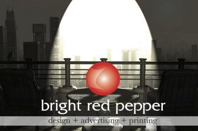 Bright Red Pepper
