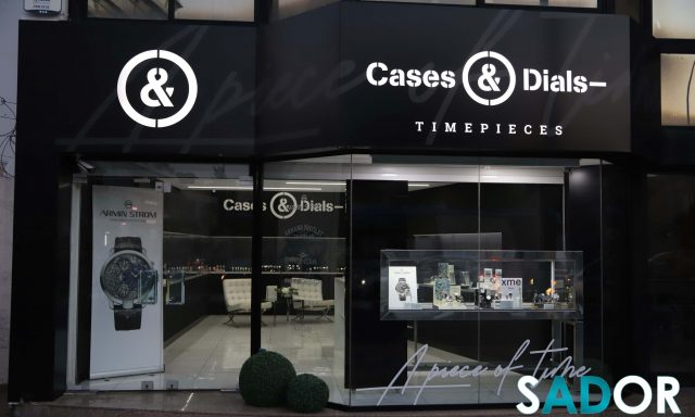 Cases & Dials Timepieces