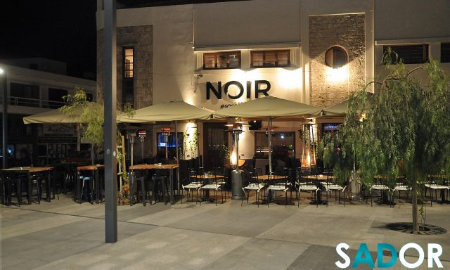 Noir Tapas and Bar