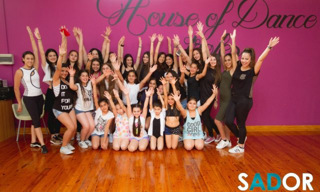HOUSE OF DANCE STROFES