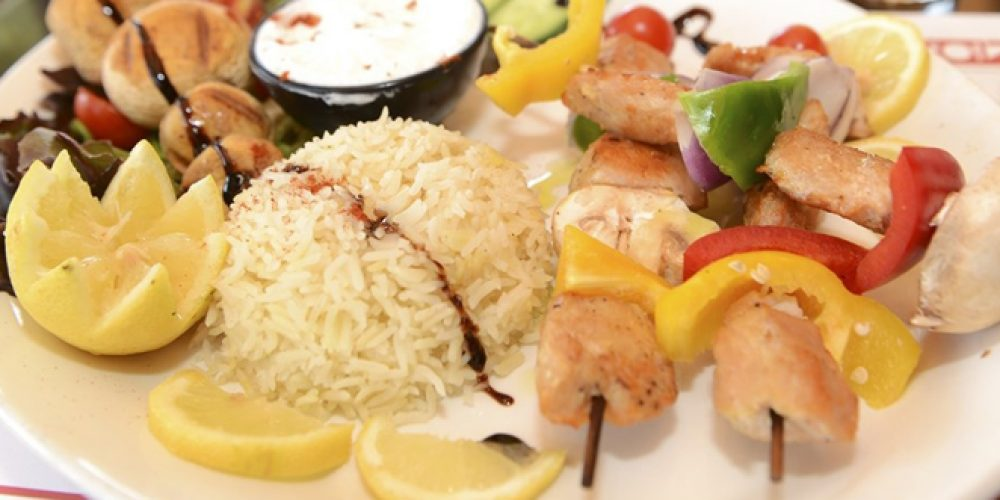 Grilled Food by Cozy Cafe-Lounge Bar…
