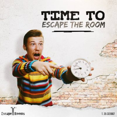 "Escape ""T"" Rooms"