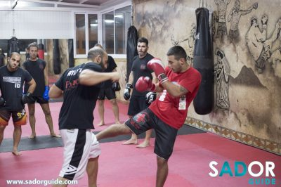 MMA School The Cage
